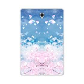 桜の花びら Samsung Galaxy Tab S4 10.5 TPU クリアケース