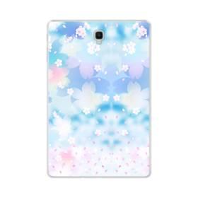 爛漫桜の花 Samsung Galaxy Tab S4 10.5 TPU クリアケース