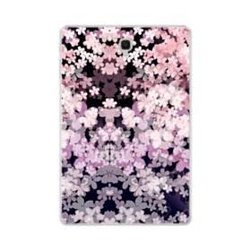 爛漫・夜桜 Samsung Galaxy Tab S4 10.5 TPU クリアケース