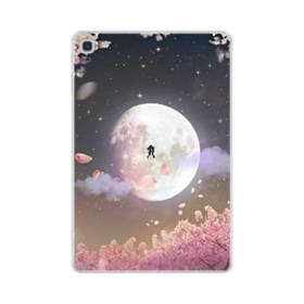 爛漫・夜桜&私たち Samsung Galaxy Tab S5e TPU クリアケース
