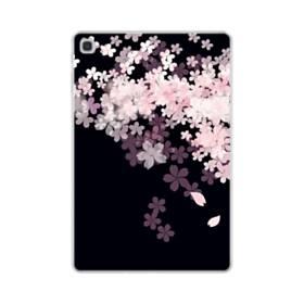爛漫・桜 Samsung Galaxy Tab S5e TPU クリアケース