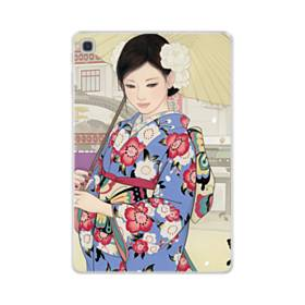 こんにちは、ジャパンガール! Samsung Galaxy Tab S5e TPU クリアケース