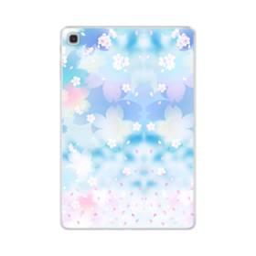 爛漫桜の花 Samsung Galaxy Tab S5e TPU クリアケース