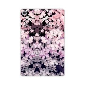 爛漫・夜桜 Samsung Galaxy Tab S5e TPU クリアケース