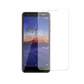 [2ピース]Nokia 3.1 Plus強化ガラススクリーンプロテクター