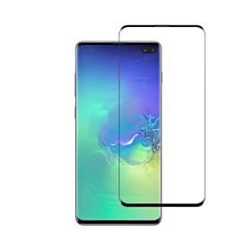 [2ピース]Samsung Galaxy S10 Plusフルカバー強化ガラススクリーンプロテクター