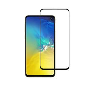 [2ピース]Samsung Galaxy S10eフルカバー強化ガラススクリーンプロテクター