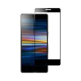 [2ピース]Sony Xperia 10 Plusフルカバー強化ガラススクリーンプロテクター