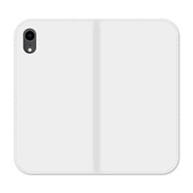 オリジナル iPhone XRケース 手帳型皮革 スマホケース印刷