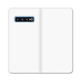 オリジナル Samsung Galaxy S10 合皮ケース 手帳型カバー印刷 Overview