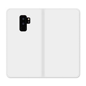 オリジナルSamsung Galaxy S9 Plus合皮ケース 手帳型カバー印刷 Overview