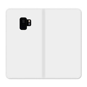 オリジナルSamsung Galaxy S9合皮ケース 手帳型カバー印刷 Overview