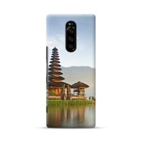 ザ・寺院01 Sony Xperia 1 ポリカーボネート ハードケース