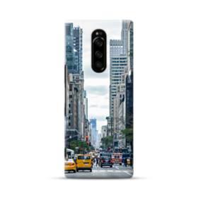 ザ・シティーシリーズ01 Sony Xperia 1 ポリカーボネート ハードケース
