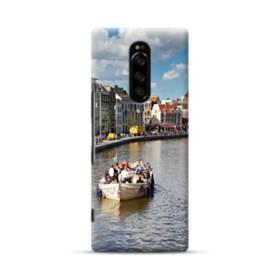 ザ・シティーシリーズ04 Sony Xperia 1 ポリカーボネート ハードケース