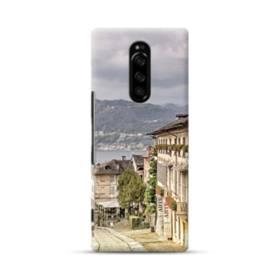 ザ・イタリア風景 Sony Xperia 1 ポリカーボネート ハードケース