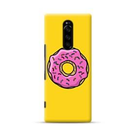 おいしいドーナツ Sony Xperia 1 ポリカーボネート ハードケース