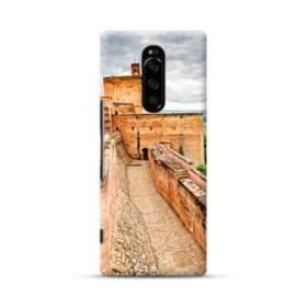 ザ・宮殿01 Sony Xperia 1 ポリカーボネート ハードケース