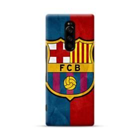 FCバルセロナ Sony Xperia 1 ポリカーボネート ハードケース