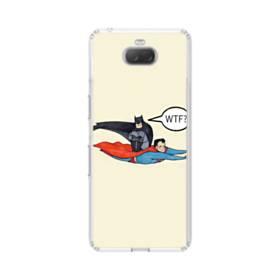 スーパーヒーロー(ファニーバッジョ) Sony Xperia 10 Plus TPU クリアケース