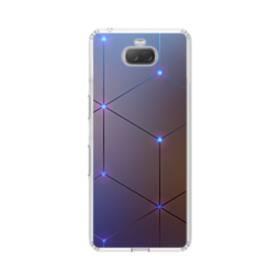 デジタル・幾何図 Sony Xperia 10 Plus TPU クリアケース