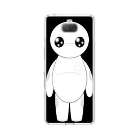 ベイマックス Sony Xperia 10 Plus TPU クリアケース