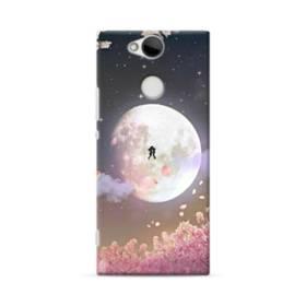 爛漫・夜桜&私たち Sony Xperia XA2 ポリカーボネート ハードケース