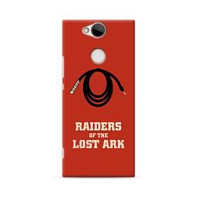 80年代アメリカ映画:レイダース/失われたアーク Raiders of the Lost Ark Sony Xperia XA2 ポリカーボネート ハードケース