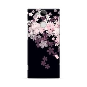 爛漫・桜 Sony Xperia XA2 ポリカーボネート ハードケース