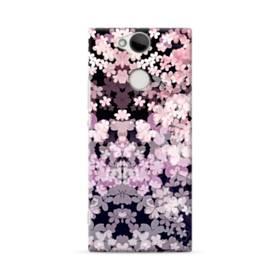 爛漫・夜桜 Sony Xperia XA2 ポリカーボネート ハードケース
