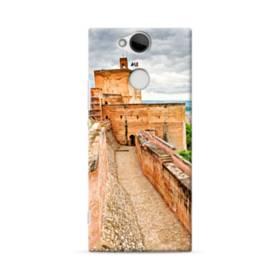 ザ・宮殿01 Sony Xperia XA2 ポリカーボネート ハードケース