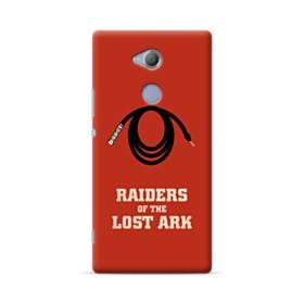 80年代アメリカ映画:レイダース/失われたアーク Raiders of the Lost Ark Sony Xperia XA2 Ultra ポリカーボネート ハードケース