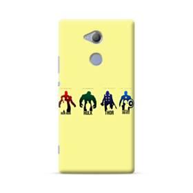 ユニークな映画アート:マイティ・ソー Sony Xperia XA2 Ultra ポリカーボネート ハードケース