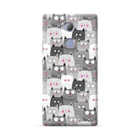 多くの子猫 Sony Xperia XA2 Ultra ポリカーボネート ハードケース
