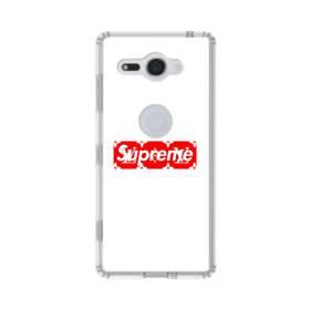 ちょっと変わったスーパー ミ(super me) Sony Xperia XZ2 Compact TPU クリアケース