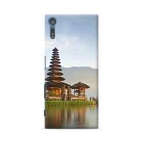 ザ・寺院01 Sony Xperia XZ ポリカーボネート ハードケース