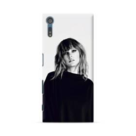 世界の彼女:テイラー・スウィフト01 Sony Xperia XZ ポリカーボネート ハードケース