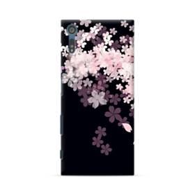 爛漫・桜 Sony Xperia XZ ポリカーボネート ハードケース