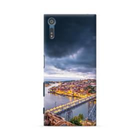 ザ・ブリッジ Sony Xperia XZ ポリカーボネート ハードケース