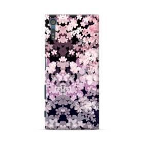 爛漫・夜桜 Sony Xperia XZ ポリカーボネート ハードケース