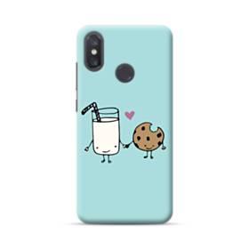 ミルク&クッキー Xiaomi Mi 8 ポリカーボネート ハードケース