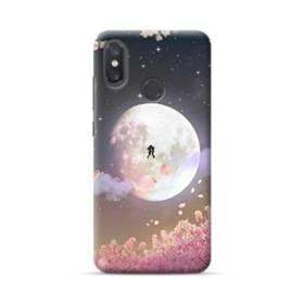 爛漫・夜桜&私たち Xiaomi Mi 8 ポリカーボネート ハードケース
