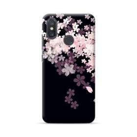 爛漫・桜 Xiaomi Mi 8 ポリカーボネート ハードケース