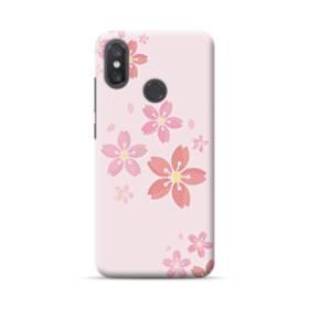 春・桜の花001 Xiaomi Mi 8 ポリカーボネート ハードケース