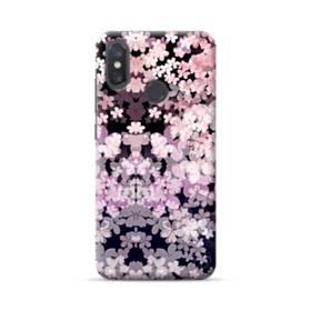 爛漫・夜桜 Xiaomi Mi 8 ポリカーボネート ハードケース