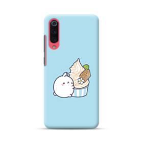 ぽっちゃりウサギ Xiaomi Mi 9 ポリカーボネート ハードケース