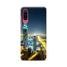 ザ・シティー夜景01 Xiaomi Mi 9 ポリカーボネート ハードケース