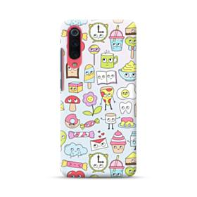 可愛いスイーツがいっぱい! Xiaomi Mi 9 ポリカーボネート ハードケース