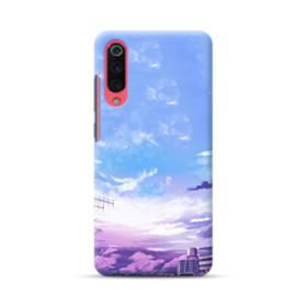 空を見上げて Xiaomi Mi 9 ポリカーボネート ハードケース