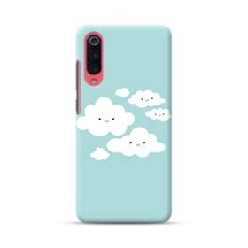 可愛いスマイル雲ちゃん Xiaomi Mi 9 ポリカーボネート ハードケース